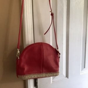 Talbots leather purse. New.